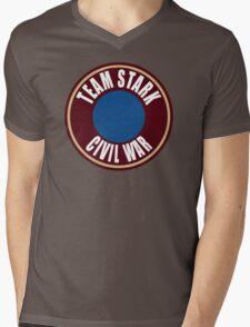 team stark civil war Mens V-Neck T-Shirt