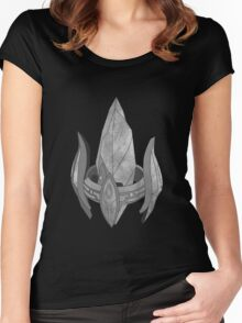 Protoss Pylon Women's Fitted Scoop T-Shirt
