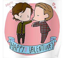 Happy Hannigram Valentines! Poster