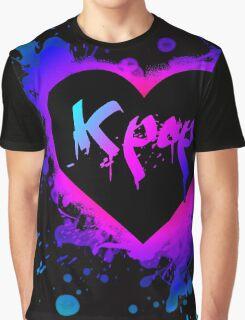 Kpop Love Graphic T-Shirt