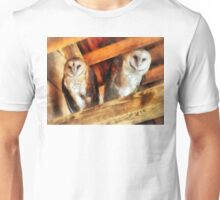 Two Barn Owls T-Shirt