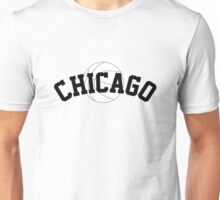 Chicago Basketball [BLACK] Unisex T-Shirt