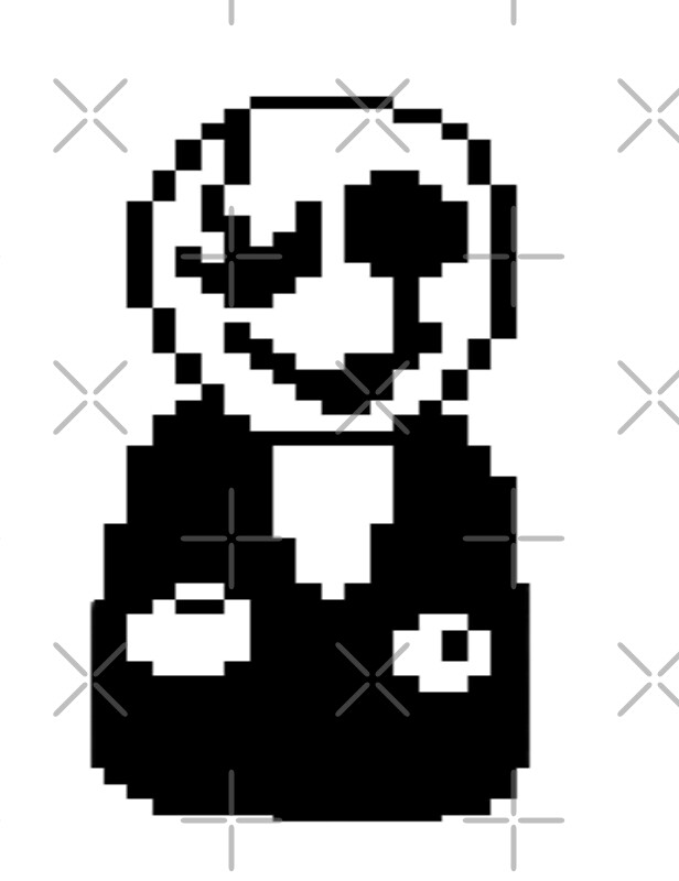 """""""W. D. Gaster from Undertale Official apparel ..."""