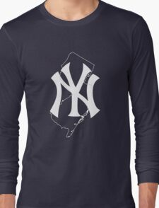 New york yankees- new jersey fan Long Sleeve T-Shirt