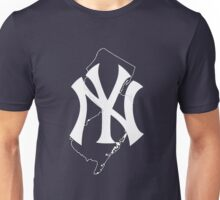 New york yankees- new jersey fan Unisex T-Shirt