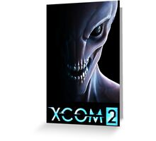 XCOM 2  Greeting Card