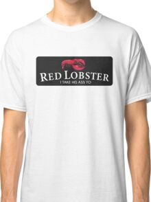 Red Lobster Beyonce Classic T-Shirt