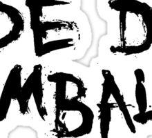 Ade Due Damballa  Sticker