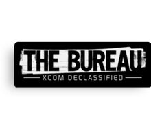 The Bureau XCOM Canvas Print