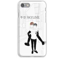BUSAN SKYLINE iPhone Case/Skin
