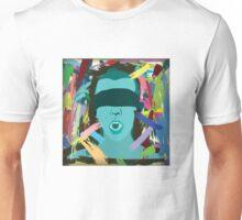 Splattered Reality Unisex T-Shirt