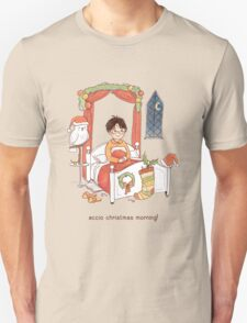 Accio Christmas Morning! Unisex T-Shirt