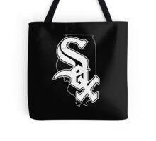 chicago white sox- Illinois state mash up  Tote Bag