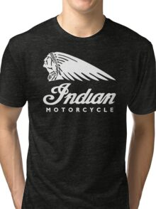 Indian Motorcycle Classic Logo Tri-blend T-Shirt