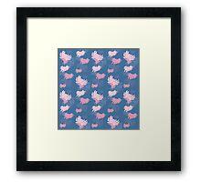 Chrysanthemums Framed Print