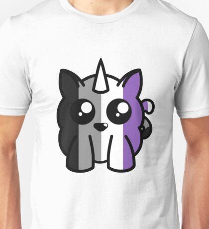 Asexual Baby Unicorn Unisex T-Shirt