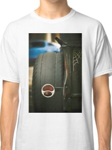 Ford Rat Rod Truck Spider Wheel Detail Classic T-Shirt