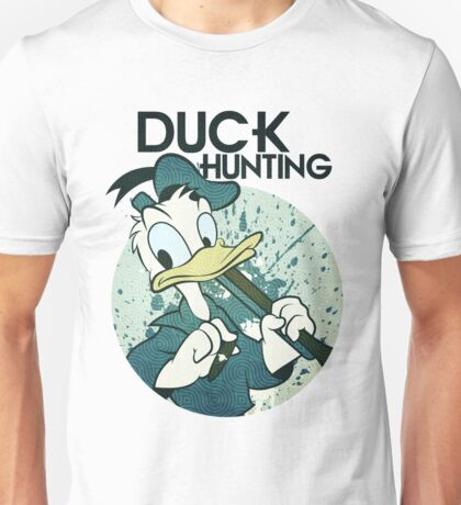 Duck Hunting Unisex T-Shirt