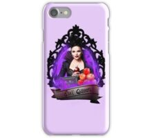 The Evil Queen- Once Upon A Time iPhone Case/Skin