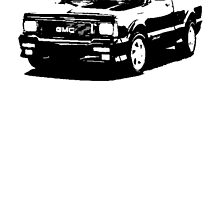 GMC Syclone by garts