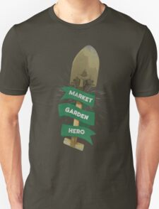 MARKET GARDEN HERO - Team Fortress 2 Unisex T-Shirt