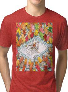 Dance Gavin Dance Tri-blend T-Shirt