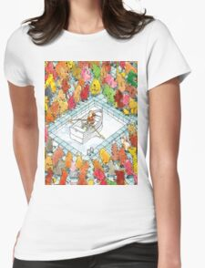 Dance Gavin Dance Womens Fitted T-Shirt