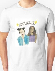 Feminism Needs More Intersectionality T-Shirt
