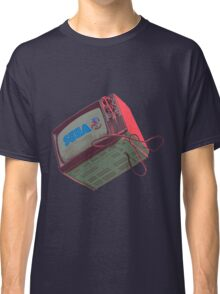 RETRO CRT - SEGA Sonic Classic T-Shirt