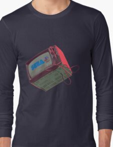 RETRO CRT - SEGA Sonic Long Sleeve T-Shirt