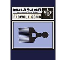 Digable Planets - Blowout Comb Photographic Print