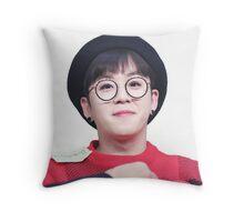 BLOCK B- Taeil smol child Throw Pillow