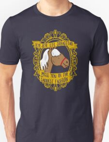 5000 Candles in the Wind Unisex T-Shirt