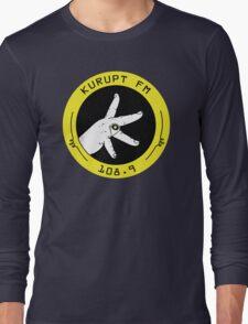 Kurupt Fm Throw Up Your K's Long Sleeve T-Shirt