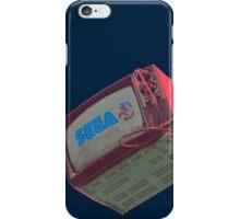 RETRO CRT - SEGA Sonic iPhone Case/Skin