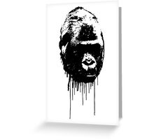 Kong Greeting Card