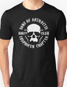 Sons Of Arthritis Funny SOA Parody Unisex T-Shirt