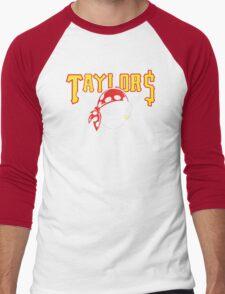 Taylor Gang Taylors Logo Men's Baseball ¾ T-Shirt