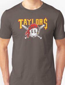 Taylor Gang Taylors Logo Unisex T-Shirt