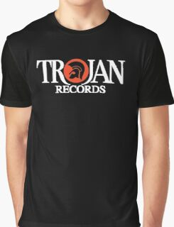 Trojan Records Label Graphic T-Shirt