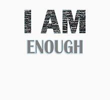 I Am Enough (Blue) Unisex T-Shirt