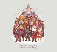 The loudest carollers in Middle Earth T-Shirt