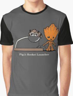 Rocket Launcher Graphic T-Shirt