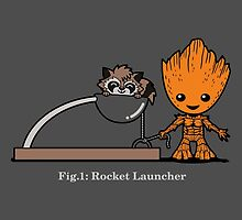 Rocket Launcher by BoggsNicolasArt