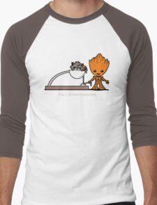 Rocket Launcher Men's Baseball ¾ T-Shirt