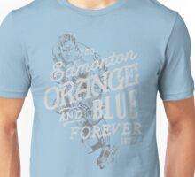 Orange & Blue Forever Unisex T-Shirt