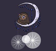 Mid Century Modern Night Owl T-Shirt
