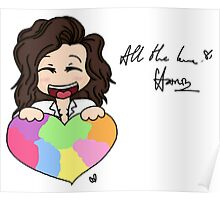 Harry and All the Love Poster