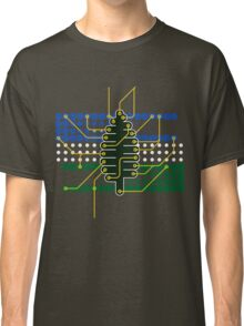 Techno Cascadia Classic T-Shirt