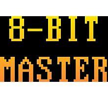 8-Bit Master Photographic Print